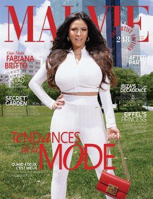 MALVIE Magazine The Artist Edition Vol 248 July 2021