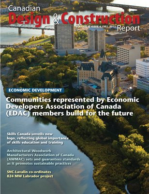 Canadian Design and Construction Report (Fall 2013)