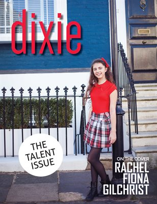 Dixie Magazine The Talent Issue January 2017