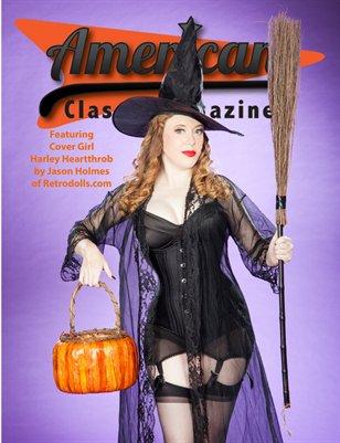 American Classic Magazine 2013 Halloween Edition