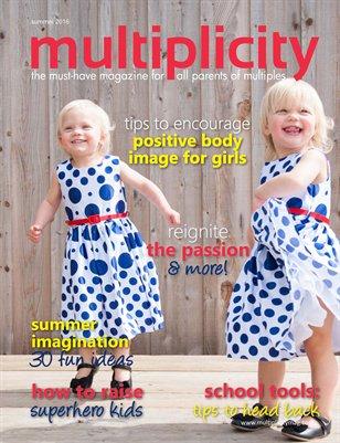 Multiplicity Summer 2016