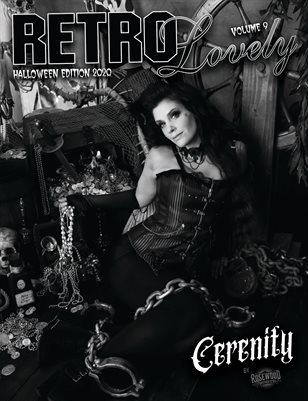 Halloween 2020 - VOL 9 – Cerenity Cover