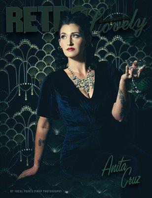 Old Hollywood Volume No.7 – Anita Cruz Cover