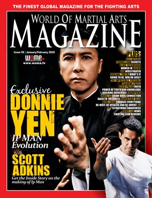 World of Martial Arts Magazine January / February