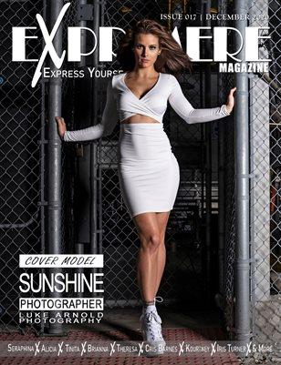 Exprimere Magazine Issue 017 ft Sunshine