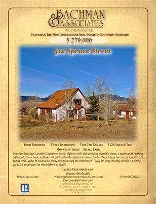 512 Spruce St 2-page brochure