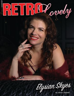Retro Lovely No.134 – Elysian Skyes Cover