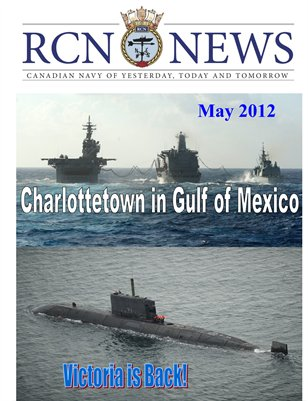 RCN News Magazine May 2012
