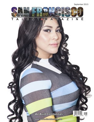 San Francisco Talent Magazine September 2015 Edition