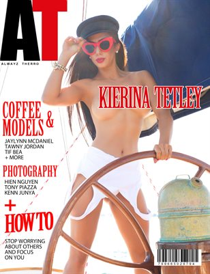 Alwayz Therro - Kierina Tetley - November 2016 - Issue 76