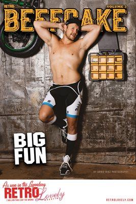BEEFCAKE '21 Vol.3 – Big Fun Cover Poster