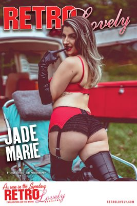 Jade Marie Cover Poster