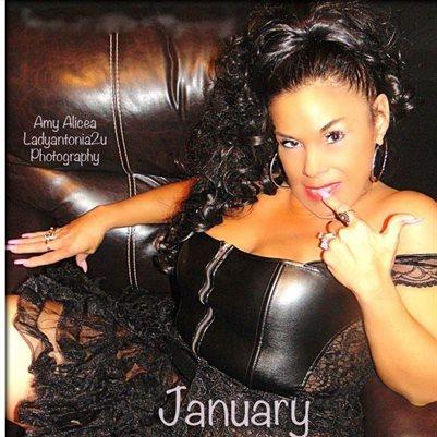 Amy - Week 4 January Winner