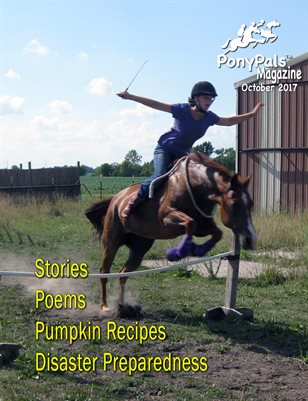 October 2017 Pony Pals Magazine - Vol.7 #5