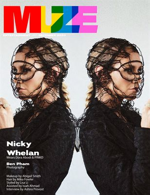 Nicky Whelan