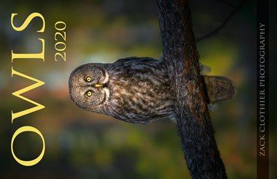 OWLS 2020 Calendar