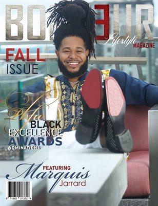 BONHEUR Fall Issue 2020