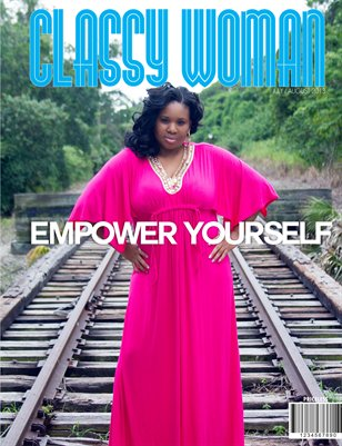 Classy Woman Magazine July August Issue