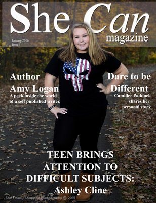 She Can Magazine Free 1st Issue