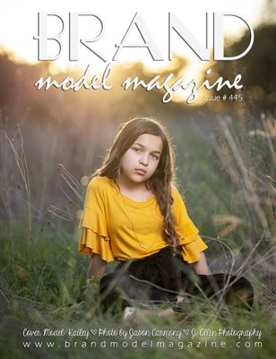 Brand Model Magazine  Issue # 445