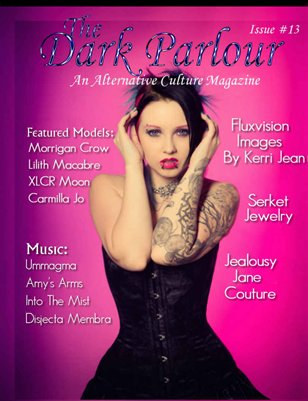 "The Dark Parlour - Issue #13 - ""HEARTS"""