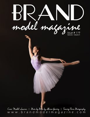 Brand Model Magazine  Issue # 119, Dancers - Vol. 4