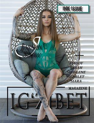 IG'ZIBET MAGAZINE (INK ISSUE) 8