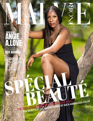 MALVIE Magazine NOIR Spécial Édition Vol. 38 May 2021