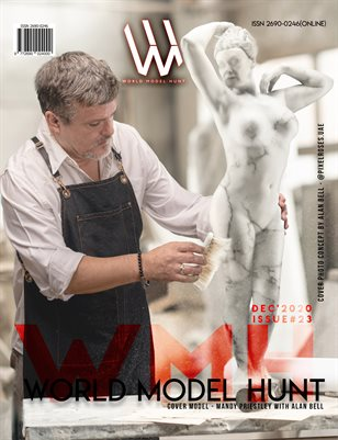 World Model Hunt Magazine - DECEMBER - 2020