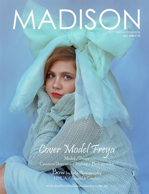 Madison Fashion Magazine July # 72