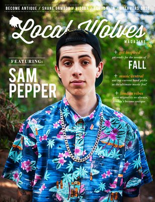 ISSUE 08 - SAM PEPPER