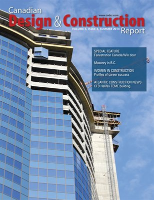Canadian Design and Construction Report (Summer 2014)