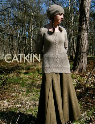 CATKIN sweater and hat