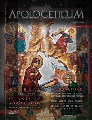 Revista Apologeticum - Diciembre 2016