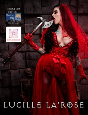Lucille La'Rose - Death Masquerade Lady in Red | Bad Girls Club
