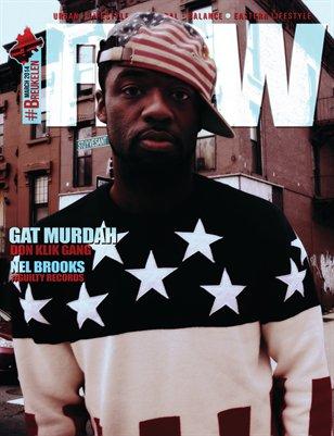 #BreukelenFlow Magazine Vol.0 - Gat Murdah