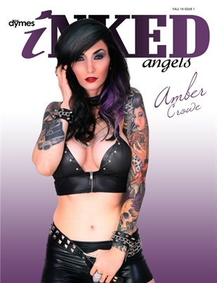 504Dymes Inked Angels Vol. 2 - Amber Crowe Collector's Edition