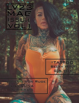 LV23 Issue 6 : tattoo issue vol 1