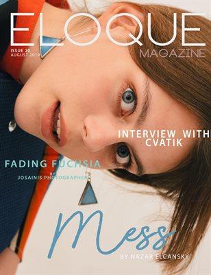ELOQUE magazine Issue #20 AUGUST 2019