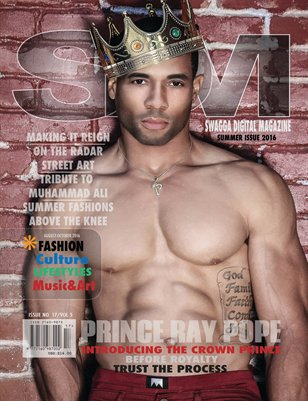 Swagga Digital Magazine Summer Issue 17