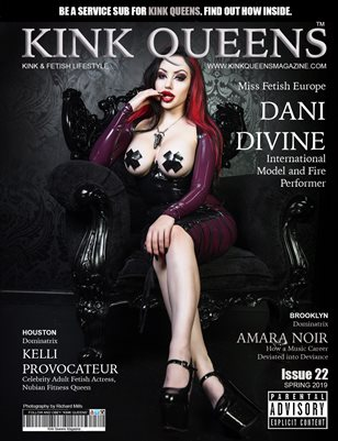 KINK QUEENS MAGAZINE | ISSUE 22 B | SPRING 2019