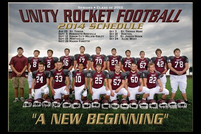 A New Beginning : Unity Football 2014
