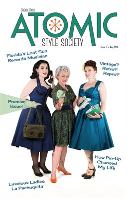 Atomic Style Society Magazine - May 2018