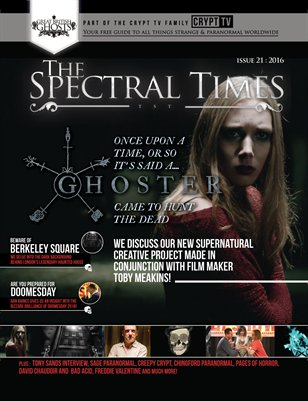 The Spectral Times : Issue 21