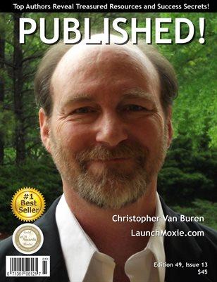 PUBLISHED! Excerpt featuring Christopher Van Buren