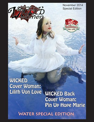 WICKED Women Magazine- Water Special Edition: November 2014