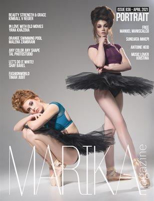 MARIKA MAGAZINE PORTRAIT (ISSUE 836 - APRIL)