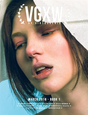 VGXW - March 2018 Book 1 (Cover 1)