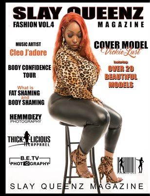 Slay Queenz Magazine Vol.4