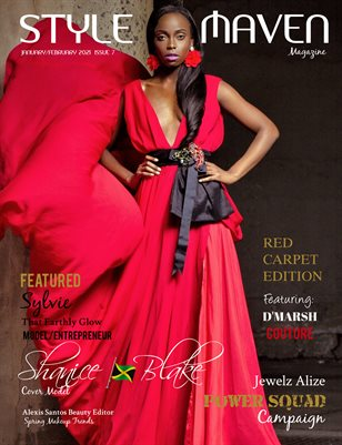 STYLE MAVEN MAGAZINE JANUARY ISSUE 7